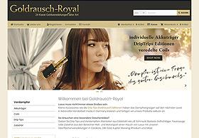 Goldrausch-Royal