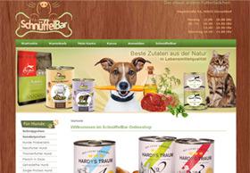 SchnüffelBar Hundefuttershop