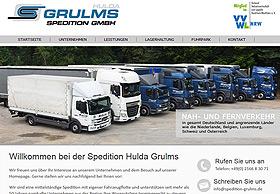 Spedition Hulda Grulms