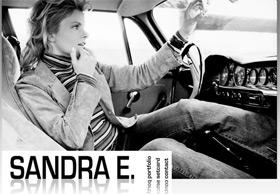 Model Sandra